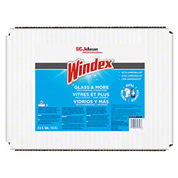 Windex® Glass & More Multi-Surface Cleaner w/Ammonia-D - 5 Gal.