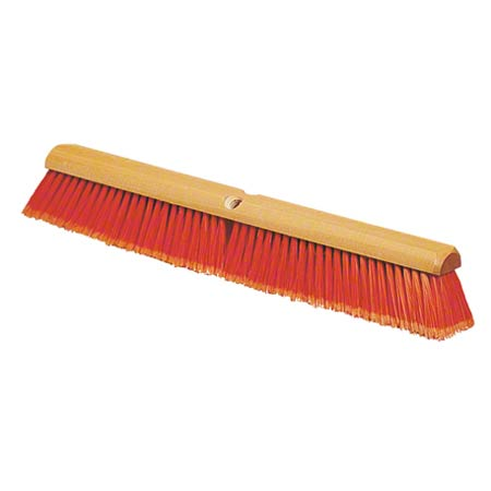 SSS® Fine Sweep Push Broom - 18""