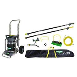 Unger® Hydropower Advanced 33' Kit w/Cart