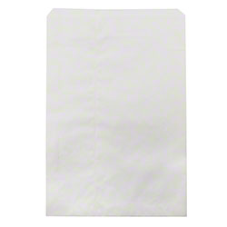"Duro White Merchandise Bag - 12"" x 3"" x 18"""