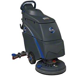 ICE® I18C Cord-Electric Pad-Assist Walk-Behind Scrubber