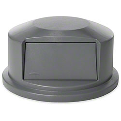 Rubbermaid® BRUTE® 44 Gal. Container Dome Lid -Gray