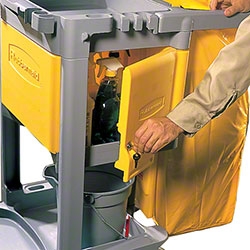 Rubbermaid® Locking Janitor Cart Cabinet