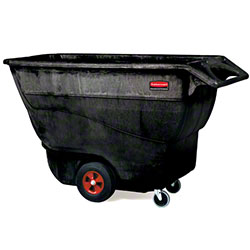 Rubbermaid® Structural Foam Tilt Truck - 1 cu yd.
