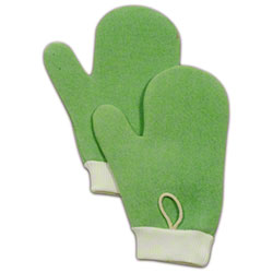 Rubbermaid® HYGEN™ All Purpose Mitt w/Thumb - Green