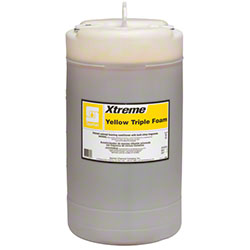 Spartan Xtreme Yellow Triple Foam - 15 Gal.