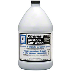 Spartan Xtreme Custom Car Wash Detergent