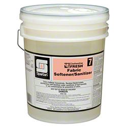Spartan Clothesline Fresh™ Softener/Sanitizer #7-5 Gal.