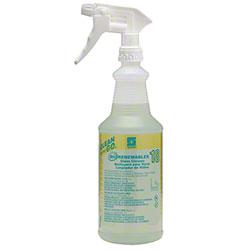Spartan Empty Spray Bottle - BioRenewables Glass Cleaner 18