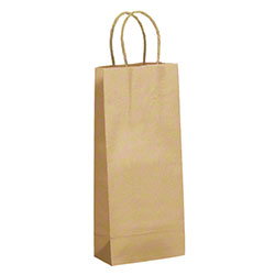 "TULSACK Natural Kraft Bag - 5.5"" x 3.25"" x 13"""