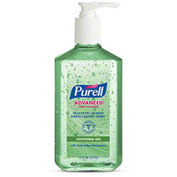 GOJO® Purell® Advanced Hand Sanitizer Soothing Gel - 12 oz.