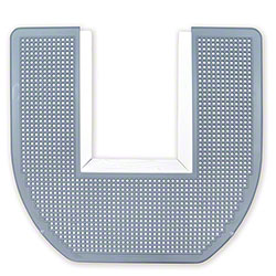 Absorbcore SaniPro Commode Mat - Grey, No Aroma