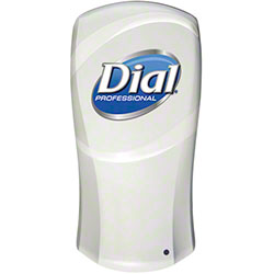 Dial® Fit™ 1 L Touch-Free X2 Key Dispenser - Ivory