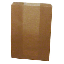 Impact® Sanitary Napkin Waxed Bags