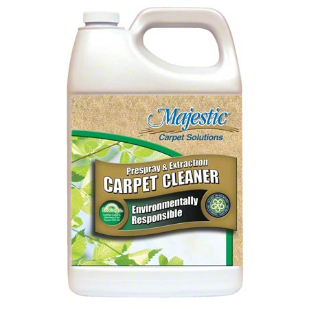 Majestic® Prespray & Extraction Carpet Cleaner - Gal.