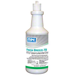 MPC™ Fresh Breeze TB RTU Detergent & Disinfectant - Qt.