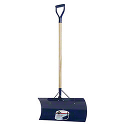 "Garant® Snow Pusher w/24"" Steel Blade"