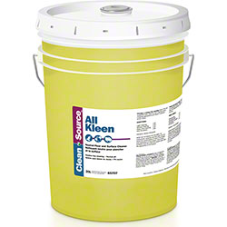 Clean Source All Kleen Neutral Floor & Surface Cleaner - 20L, Lemon