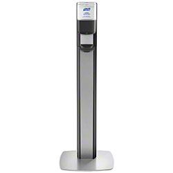 GOJO® Purell® Messenger™ ES6 Floor Stand w/Dispenser