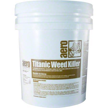 aero® Titanic Weed Killer - 5 Gal.