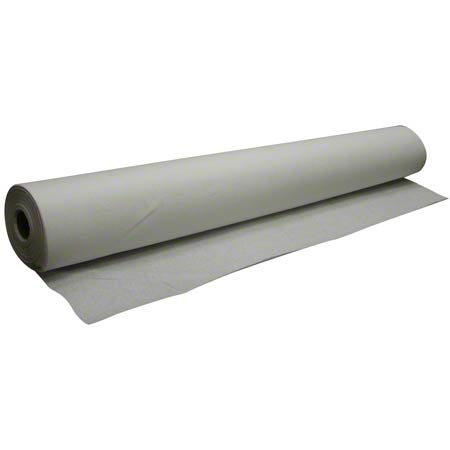 "Vintage® Paper Table Cover Roll - 40"" x 300', White"