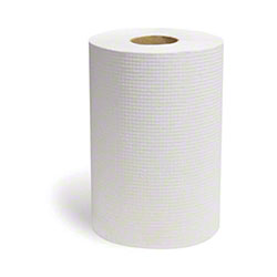 "Affex White Hardwound Roll Towel - 7.875"" x 800'"