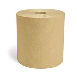 "Affex Kraft Hardwound Roll Towel - 7.875"" x 800'"