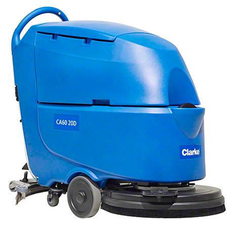 Clarke® CA60 20DT Disc Scrubber - 16 Gal., 130 AH Wet