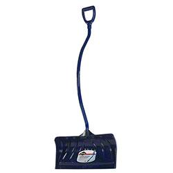 """Garant® Snow Pusher w/Ergo Aluminum Handle, 24"""" Poly Blade"""
