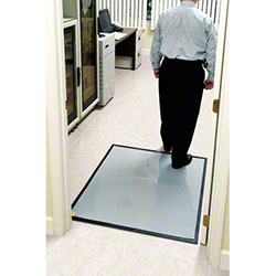 M + A Matting Clean Stride® Scraper-Wiper Indoor Mat Inser