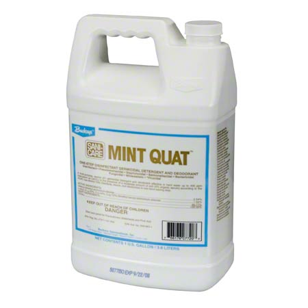 Buckeye® Sanicare Mint Quat™ Disinfectant Cleaner-Gal.