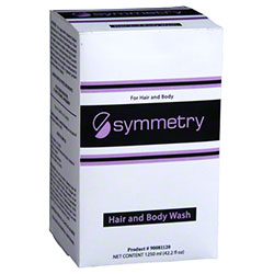 Buckeye® Symmetry® Hair & Body Wash - 1250 mL