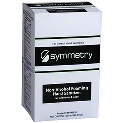 Buckeye® Symmetry® Non-Alcohol Foaming Hand Sanitizer - 1250 mL
