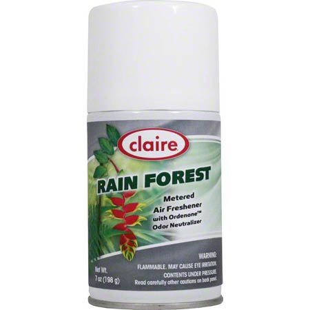 Claire® Metered Air Freshener - Rain Forest