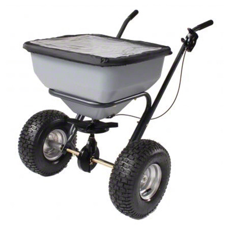 Precision 6 Series 130 lb. Broadcast Spreader w/Rain Cover