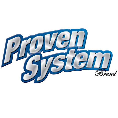 Proven System Blue Crystal Glass Cleaner - Qt.