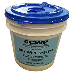 Bucket Only w/Lid for Dry Wipe System