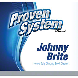 Proven System Johnny Brite Heavy Duty Clinging Bowl Cleaner