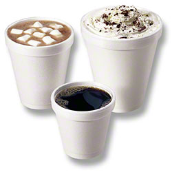 Dart® Foam Small Drink Cups
