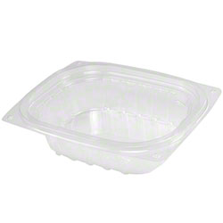 Dart® ClearPac® Container - 4 oz., Clear