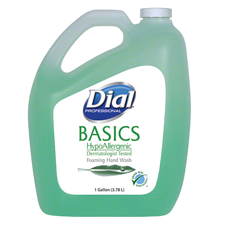 Dial® Basics Hypoallergenic Foaming Lotion Soap - Gal