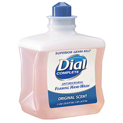 Dial Complete® Antibacterial Foaming Hand Soap - 1 L