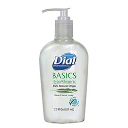 Dial® Basics Hypoallergenic Liquid Soap - 7.5 oz.