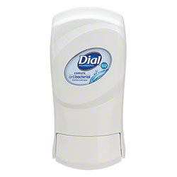Dial® Fit™ 1 L Manual X2 Key Dispenser - Ivory