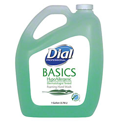 Dial® Basics Hypoallergenic Foaming Hand Wash - Gal