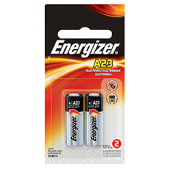 Energizer® A23 Miniature Alkaline Battery