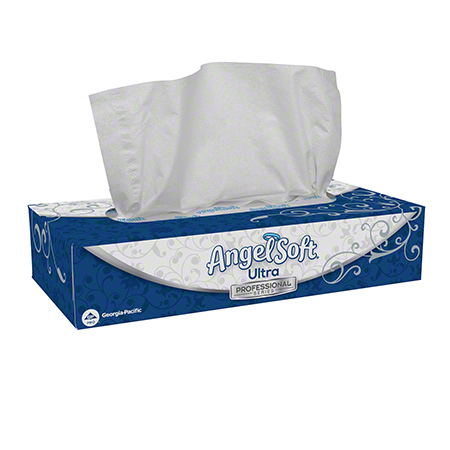 GP Pro™ Angel Soft Ultra® Facial Tissue - 125 ct.