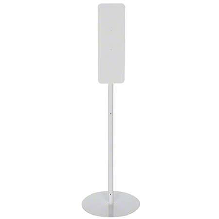 GP Pro™ Floor Stand For Soap & Sanitizer Dispensers - White