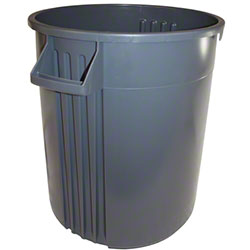 Impact® Advanced Gator™ Container - 32 Gal., Gray
