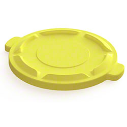 Impact® Lid For Value-Plus™ 20 Gal. Container - Yellow
